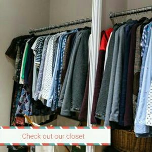 Mens,Women and Children's Clothes plus other items